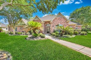 Houston Home at 13611 Elm Shores Drive Houston                           , TX                           , 77044-5613 For Sale