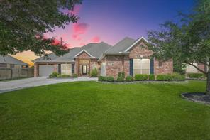 Houston Home at 27323 Saxon Meadow Lane Cypress , TX , 77433-3803 For Sale