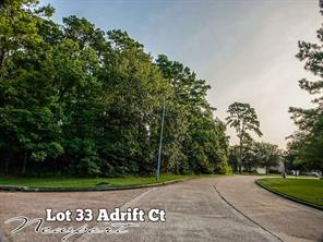 Houston Home at Lot 33 Adrift Court Crosby , TX , 77532 For Sale