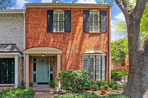 Houston Home at 626 Augusta Drive 626 Houston , TX , 77057-2010 For Sale