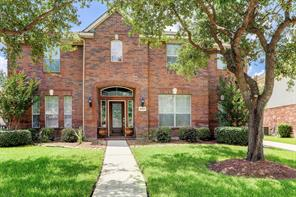 Houston Home at 6007 Foxland Court Spring , TX , 77379-2425 For Sale