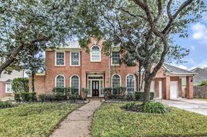 Houston Home at 1922 Briarchester Drive Katy , TX , 77450-7695 For Sale