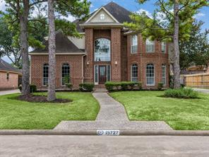 Houston Home at 15727 Sweetwater Creek Drive Houston , TX , 77095-1653 For Sale