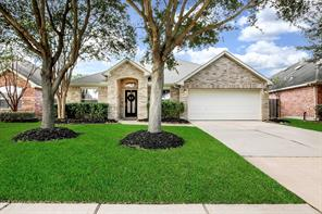Houston Home at 7627 Golden Thistle Lane Cypress , TX , 77433-1790 For Sale