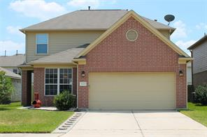 Houston Home at 1023 Spring Heights Drive Spring , TX , 77373-8070 For Sale