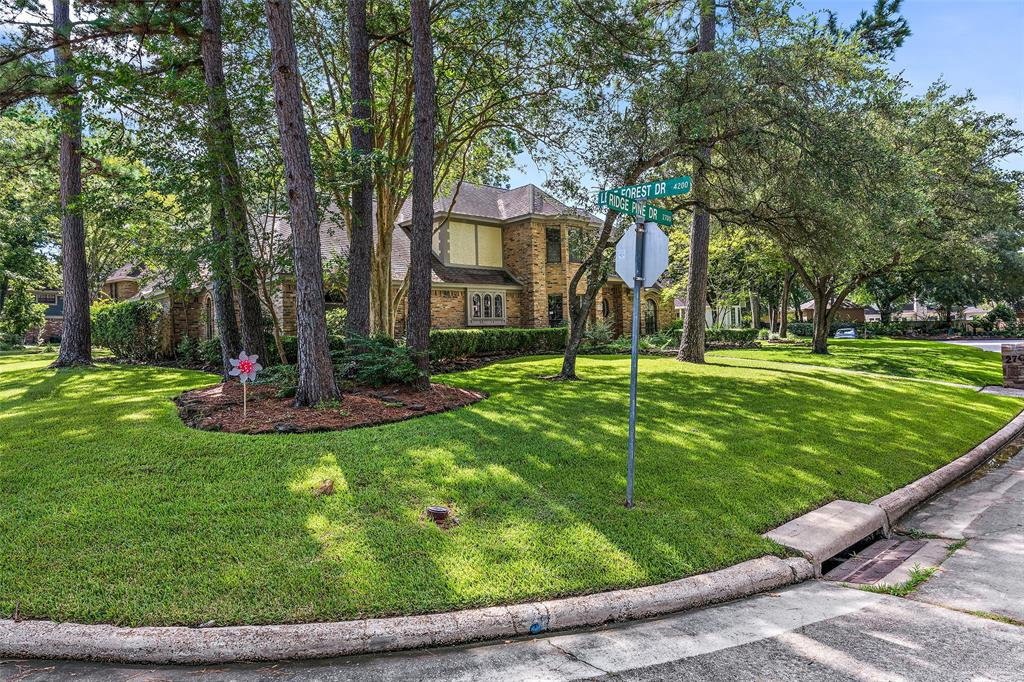 2706 Ridge Pine Drive Drive, Houston, TX Single Family Home Property  Listing | American Real Estate