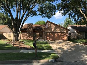 Houston Home at 519 Live Oak Drive Stafford , TX , 77477-6108 For Sale