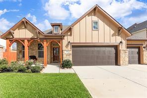 Houston Home at 206 Blossom Terrace Lane Rosenberg , TX , 77469-6089 For Sale