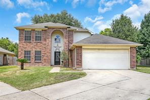 Houston Home at 3402 Meadowhill Court Spring , TX , 77388-3342 For Sale