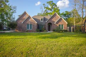 Houston Home at 7410 Nickaburr Creek Drive Magnolia , TX , 77354-5940 For Sale
