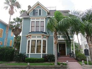 Houston Home at 1409 Market Street Galveston , TX , 77550-2532 For Sale
