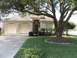 Houston Home at 1919 Fantasy Woods Drive Houston , TX , 77094-3468 For Sale