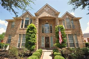Houston Home at 1702 Corona Del Mar Drive Missouri City , TX , 77459-4578 For Sale