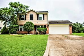 Houston Home at 17014 Scuttle Way Crosby , TX , 77532-4515 For Sale