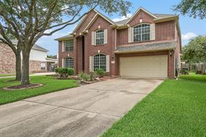 Houston Home at 2527 Silent Shore Court Richmond , TX , 77406-1812 For Sale