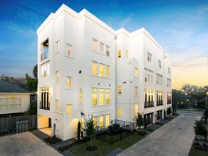 Houston Home at 4426 Yoakum Boulevard Houston                           , TX                           , 77006 For Sale