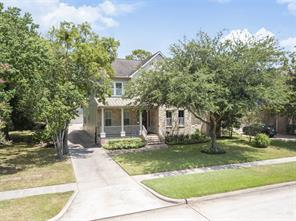 Houston Home at 6335 Belmont Street West University Place , TX , 77005-3401 For Sale
