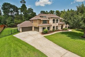 Houston Home at 9059 Rocky Ridge Conroe , TX , 77302 For Sale