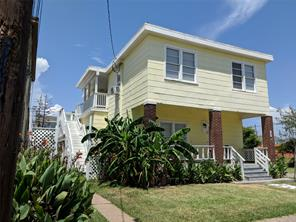 Houston Home at 2320 Avenue P 1/2 Galveston , TX , 77550-7965 For Sale