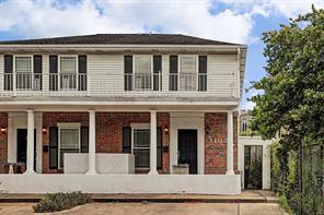 Houston Home at 1107 Berthea Street Houston                           , TX                           , 77006-6409 For Sale