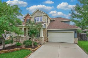 Houston Home at 14 S Mews Wood Court The Woodlands , TX , 77381-4556 For Sale