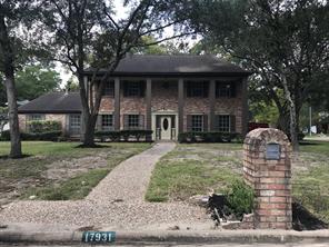 17931 Canyon Creek, Houston TX 77090