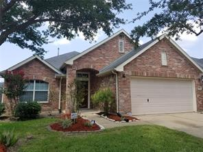 Houston Home at 19202 Heather Springs Lane Richmond , TX , 77407-3867 For Sale