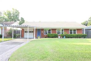 Houston Home at 8602 McDade Street Houston , TX , 77080-4322 For Sale