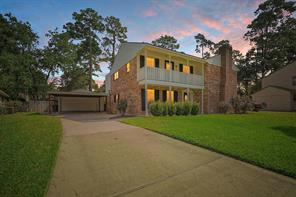 Houston Home at 722 Rosewood Drive Shenandoah , TX , 77381-1037 For Sale