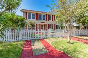 Houston Home at 4810 Avenue Q 1/2 Galveston , TX , 77551-5265 For Sale