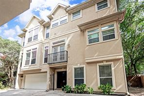 Houston Home at 810 Malone Street Houston , TX , 77007-5126 For Sale