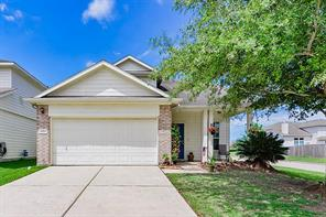 Houston Home at 8027 Indian Desert Drive Cypress , TX , 77433-8009 For Sale