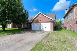 Houston Home at 3251 Bent Brook Way Katy , TX , 77449-4068 For Sale