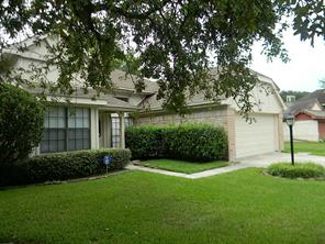 Houston Home at 8519 Old Maple Lane Humble , TX , 77338-1743 For Sale