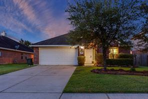 Houston Home at 6523 Canyon Mist Lane Dickinson , TX , 77539-4882 For Sale