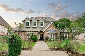 Houston Home at 411 Sandy Bluff Houston , TX , 77079-2446 For Sale