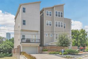 Houston Home at 1017 Edwards Street Houston , TX , 77007-4225 For Sale