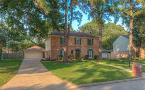 Houston Home at 17618 Spicewood Springs Lane Spring , TX , 77379-4239 For Sale