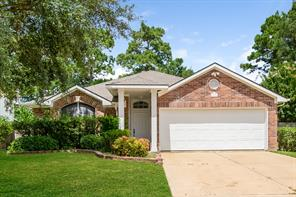 Houston Home at 3719 Liles Lane Humble , TX , 77396-4086 For Sale