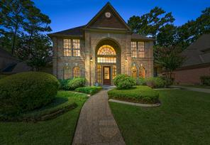 Houston Home at 17703 Surreywest Lane Spring , TX , 77379-7855 For Sale