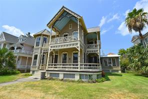 Houston Home at 1718 Church Street Galveston , TX , 77550-4822 For Sale