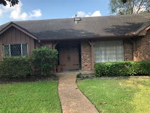 Houston Home at 9906 Balmforth Lane Houston                           , TX                           , 77096-5301 For Sale