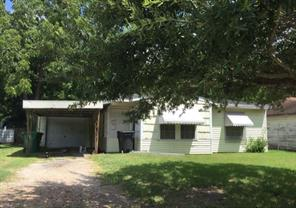 Houston Home at 5409 Bataan Road Houston , TX , 77033-1703 For Sale