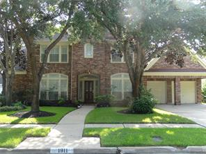 Houston Home at 1911 Briarchester Drive Katy , TX , 77450-7696 For Sale
