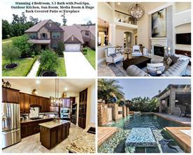 Houston Home at 14106 Aspen Haze Lane Humble , TX , 77396-6125 For Sale