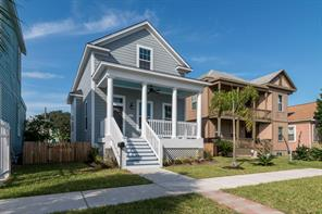 Houston Home at 2018 Avenue N (Aka Ursuline) Galveston , TX , 77550 For Sale