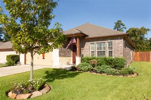 Houston Home at 216 Country Crossing Circle Magnolia , TX , 77354-3519 For Sale