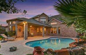 Houston Home at 2711 Briarstone Point Lane Katy , TX , 77494-6898 For Sale