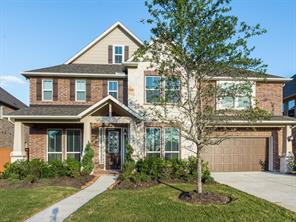 Houston Home at 11515 Gowanhill Drive Richmond , TX , 77407 For Sale