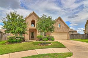 Houston Home at 27706 Ashbrook Falls Ct Fulshear , TX , 77441 For Sale